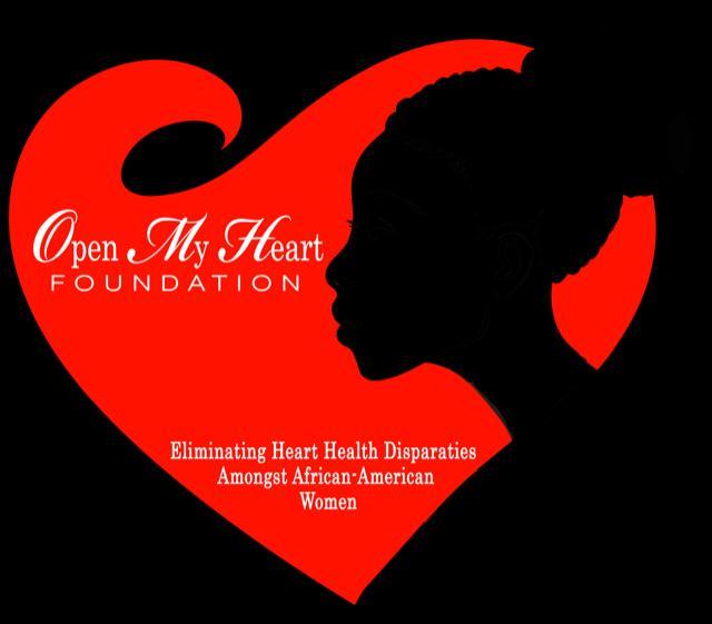Open My Heart Logo